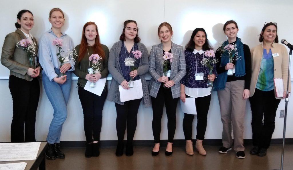 Speech Trek 2020 Participants